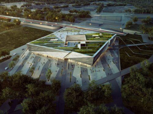 İmamoğlu e il nuovo museo di Istanbul (IKM)