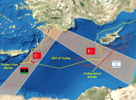 Cihat Yaycı e il Mediterraneo turco-israeliano