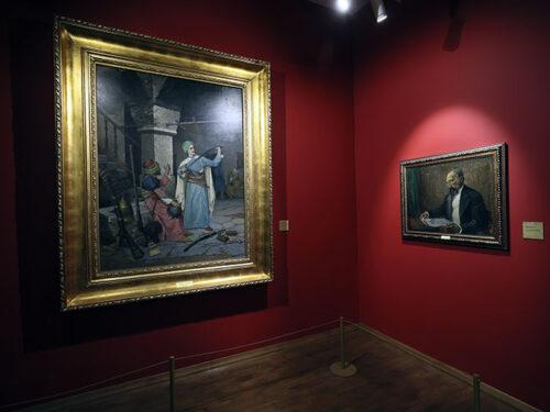 Il museo di pittura e scultura di Ankara restaurato