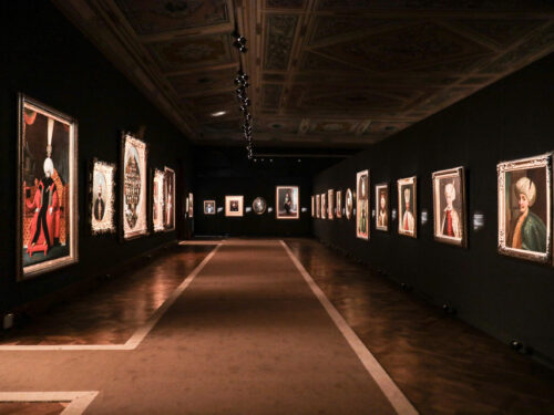 Il nuovo museo di pittura di Dolmabahçe