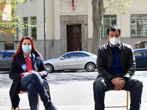 La sedia di Ankara e le proteste in Italia