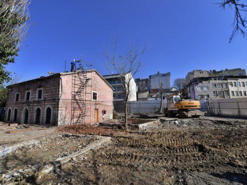 La sinagoga Esgher sul Corno d'oro diventa biblioteca