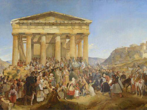 1821: Impero ottomano e indipendenza greca