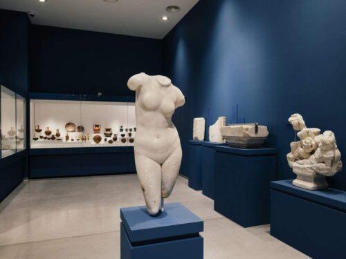 Pafos e il suo nuovo museo archeologico