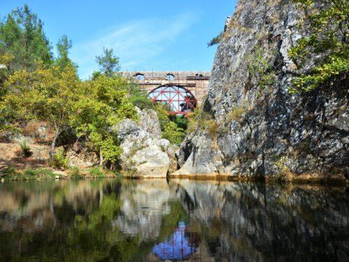 Troia e il suo acquedotto romano restaurato
