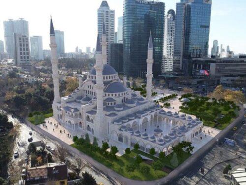 La moschea di Barbarossa e la moschea di Barbablù