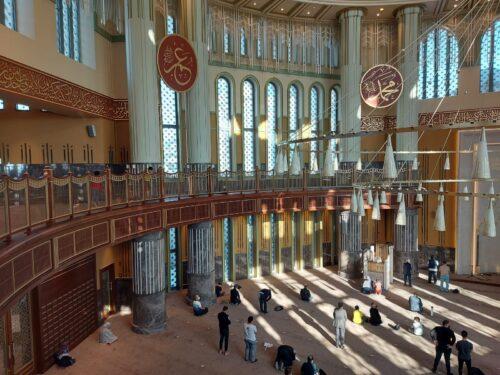 Moschea e pluralismo a piazza Taksim