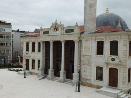 Teşvikiye e la sua moschea restaurata