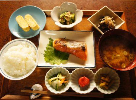 La colazione Giapponese