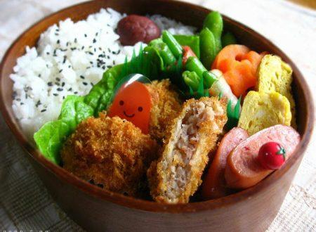 Il pranzo giapponese