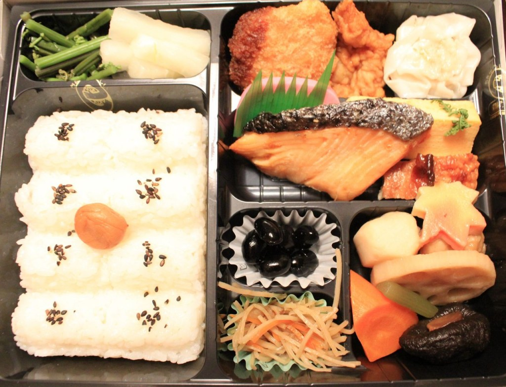 Makunouchi bentō