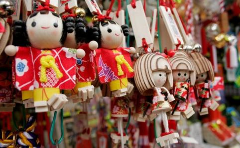 Tokyo flea market