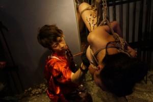 Bondage e pratiche sessuali giapponesi