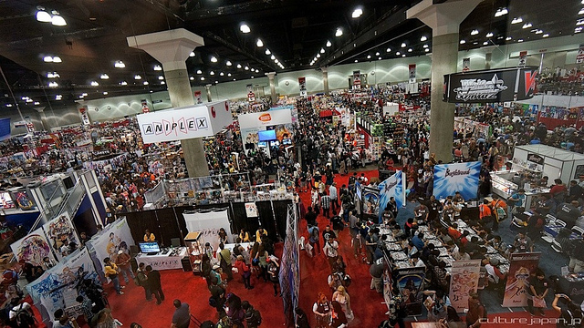 Anime Expo 2015 Los Angeles Wanderlust